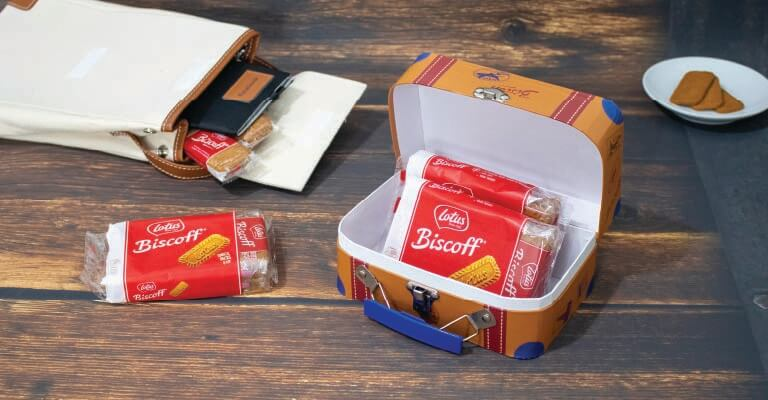 Lotus Biscoff all gifts category page